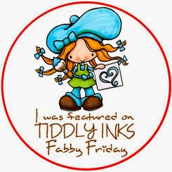 Tiddlyinks- Fabby Friday