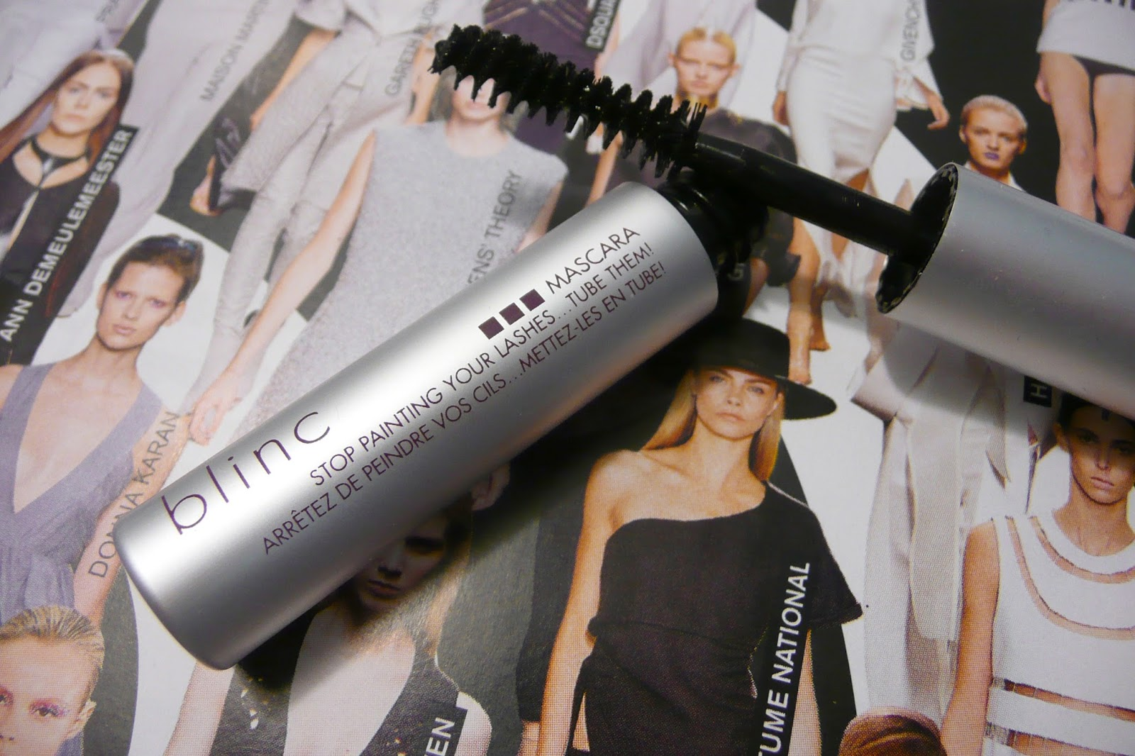 Blinc mascara review