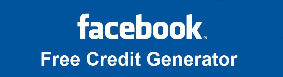 Facebook Credits Generator