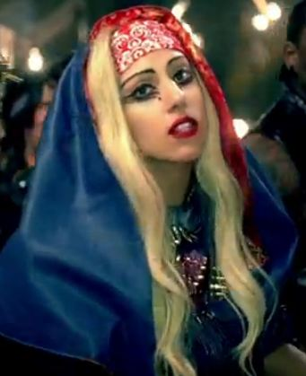 lady gaga judas video pictures. LADY GAGA JUDAS MUSIC VIDEO