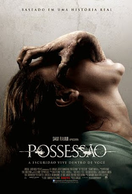 Filme Poster Possessão TS XviD Dual Audio & RMVB Dublado