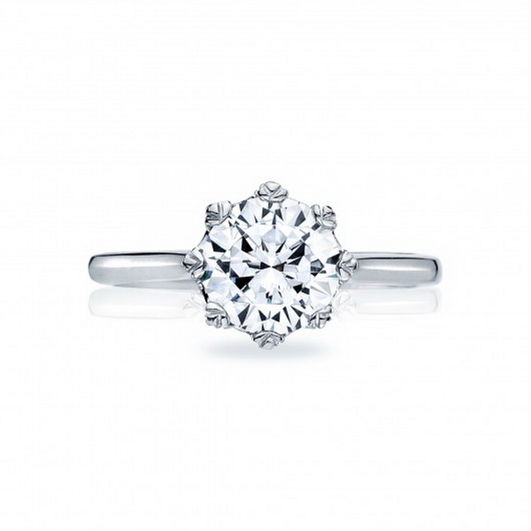 Beauty Shadow Tacori Engagement Rings