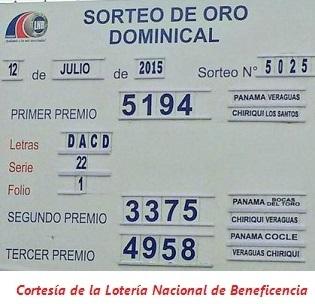 sorteo-dominical-12-de-julio-2015-loteria-nacional-de-panama-tablero-oficial
