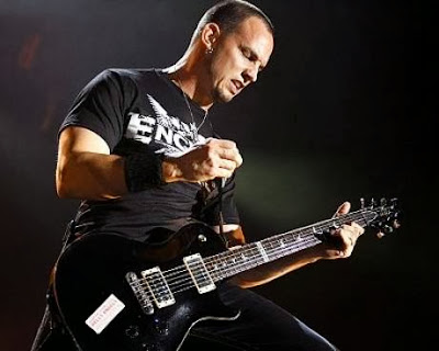 Guitarist Mark Tremonti