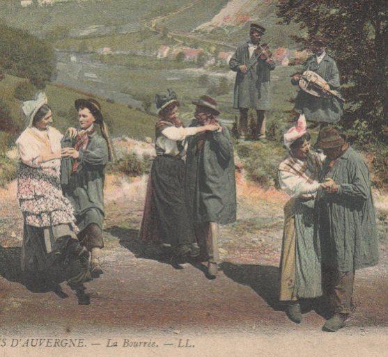 Antonin Bouscatel Bouscatel Roi Des Cabretaires – Les Origines Du Bal-Musette