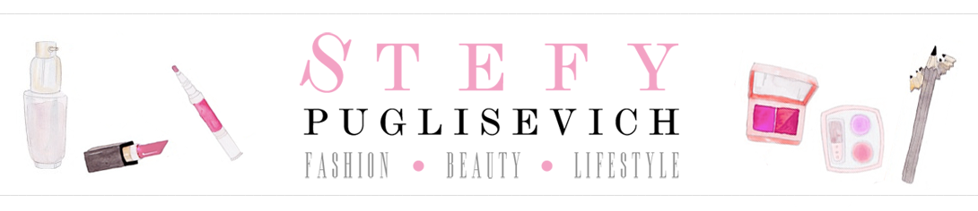 UK BEAUTY & FASHION BLOG // STEFY PUGLISEVICH
