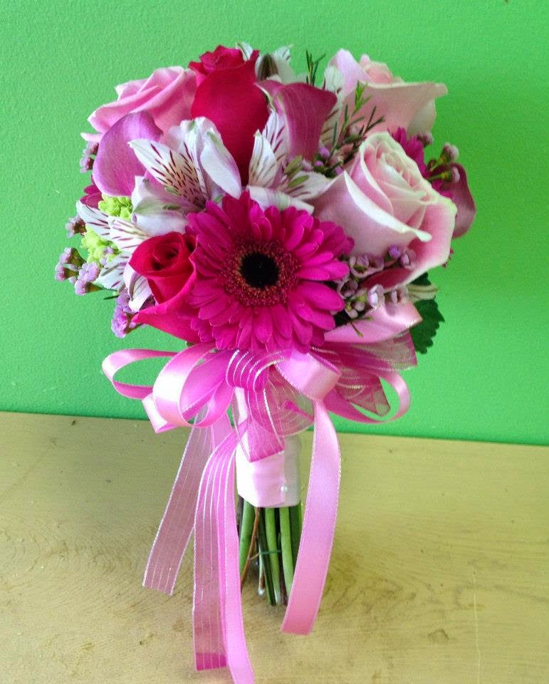 Prom Flowers: MORE... Hand Tied Clutch Bouquets from Haverton PA
