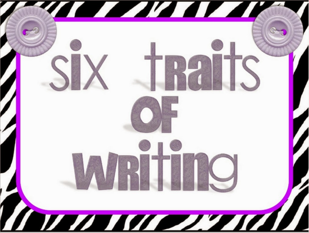 write traits Using benchmark papers to teach writing with the traits: middle school: student writing samples with scores and explanations, model lessons, and for teaching.