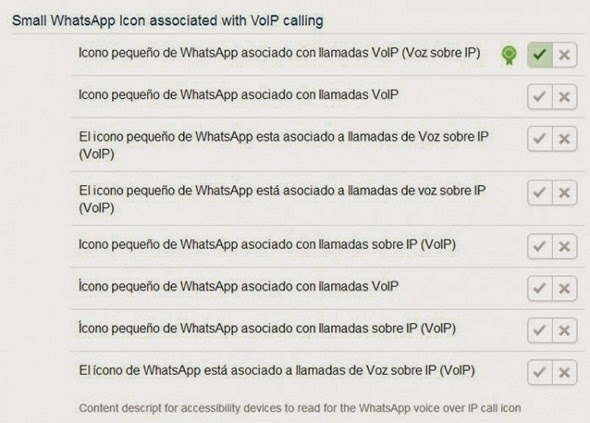Whatsapp Con Llamdas VoiP