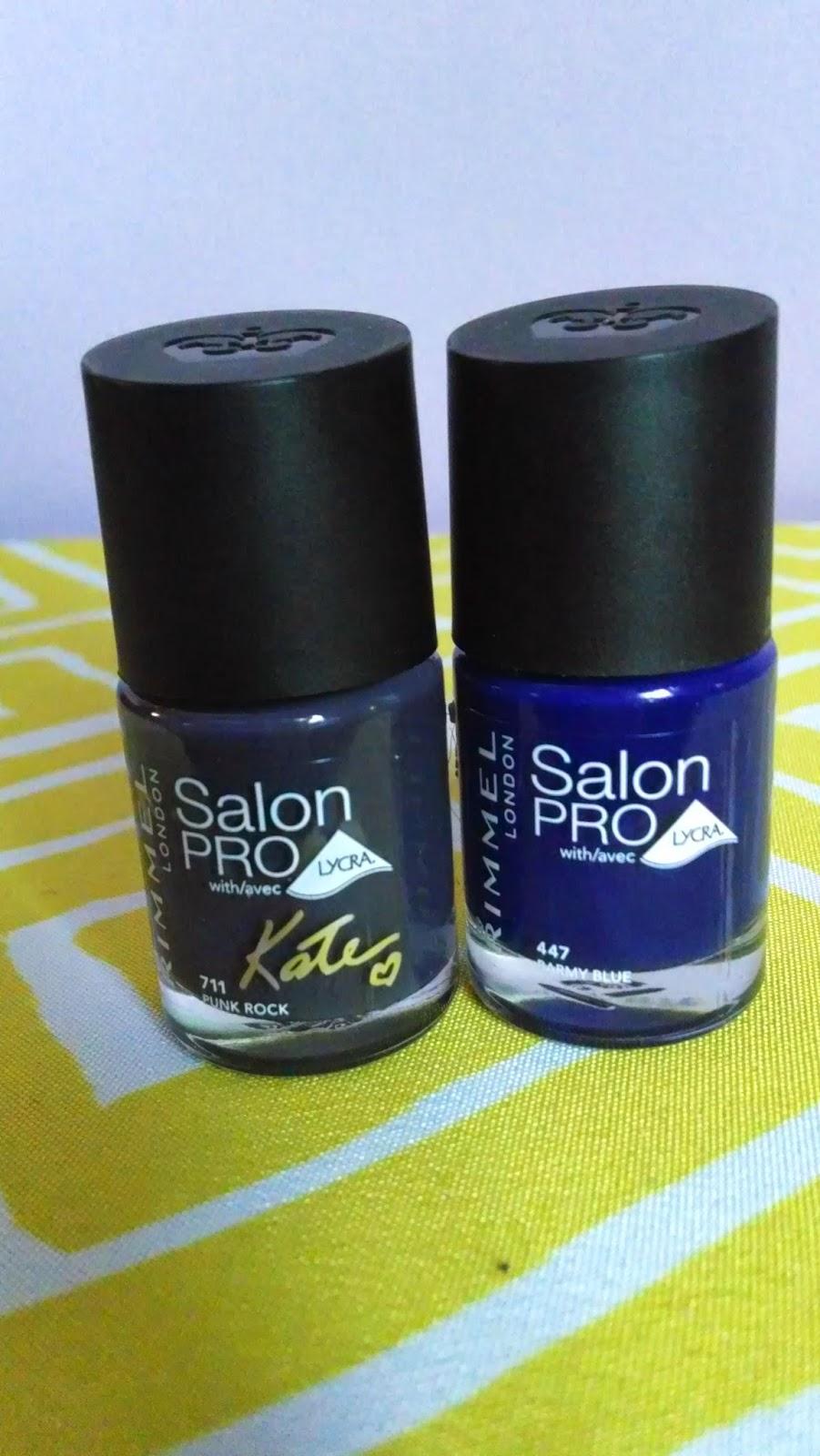 Rimmel Salon Pro with Lycra