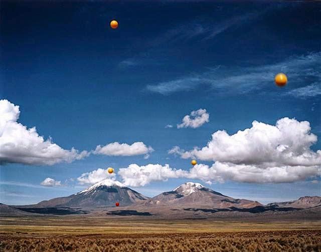 Bolivia Salt Desert Photos by Scarlett Hooft Graafland