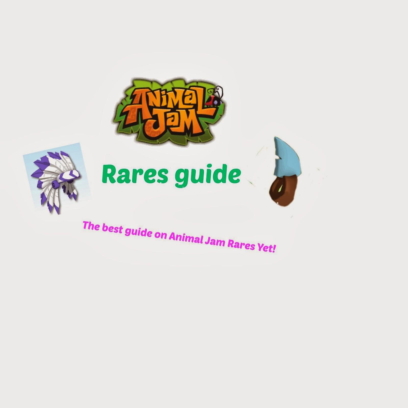 Londonpie's AJ Rare Guide
