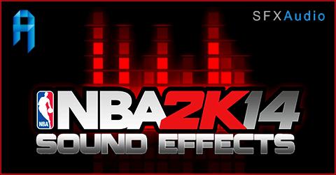NBA 2K14 Sound Effects Mod