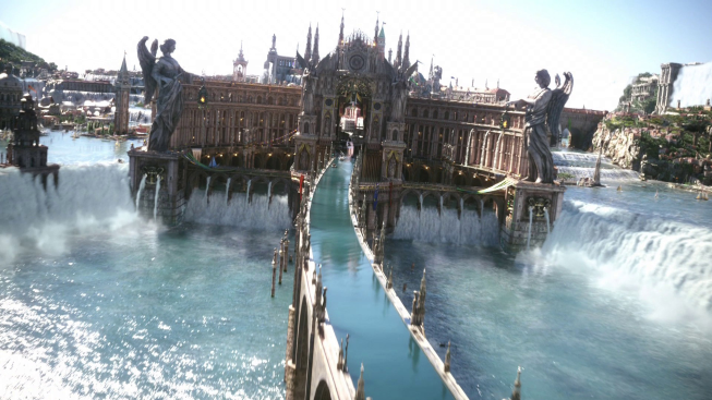 Final Fantasy XV City