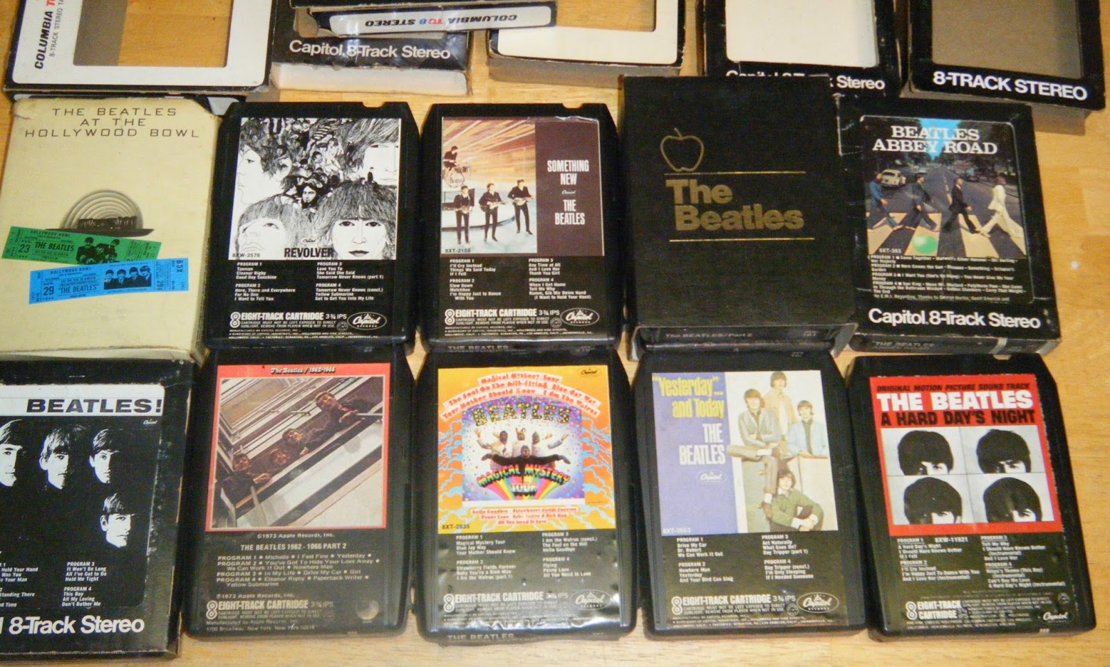 Money In The Garage The Lost Beatles Tapes
