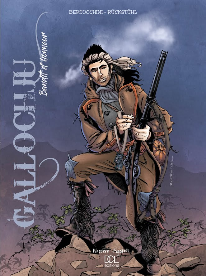 Gallochju, bandit d'honneur (one shot)