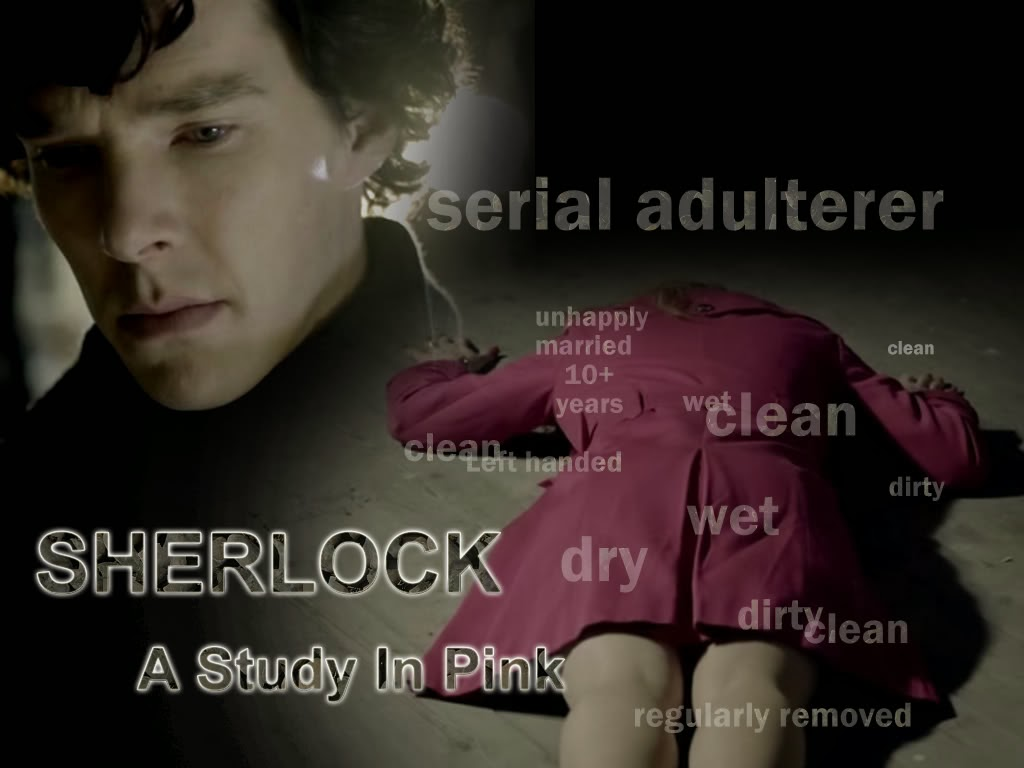 Sherlock and John's First Meeting | A Study In Pink ...