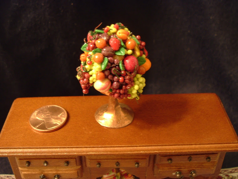 "COPPER COMPOTE WITH ""FRESH"" FRUIT"