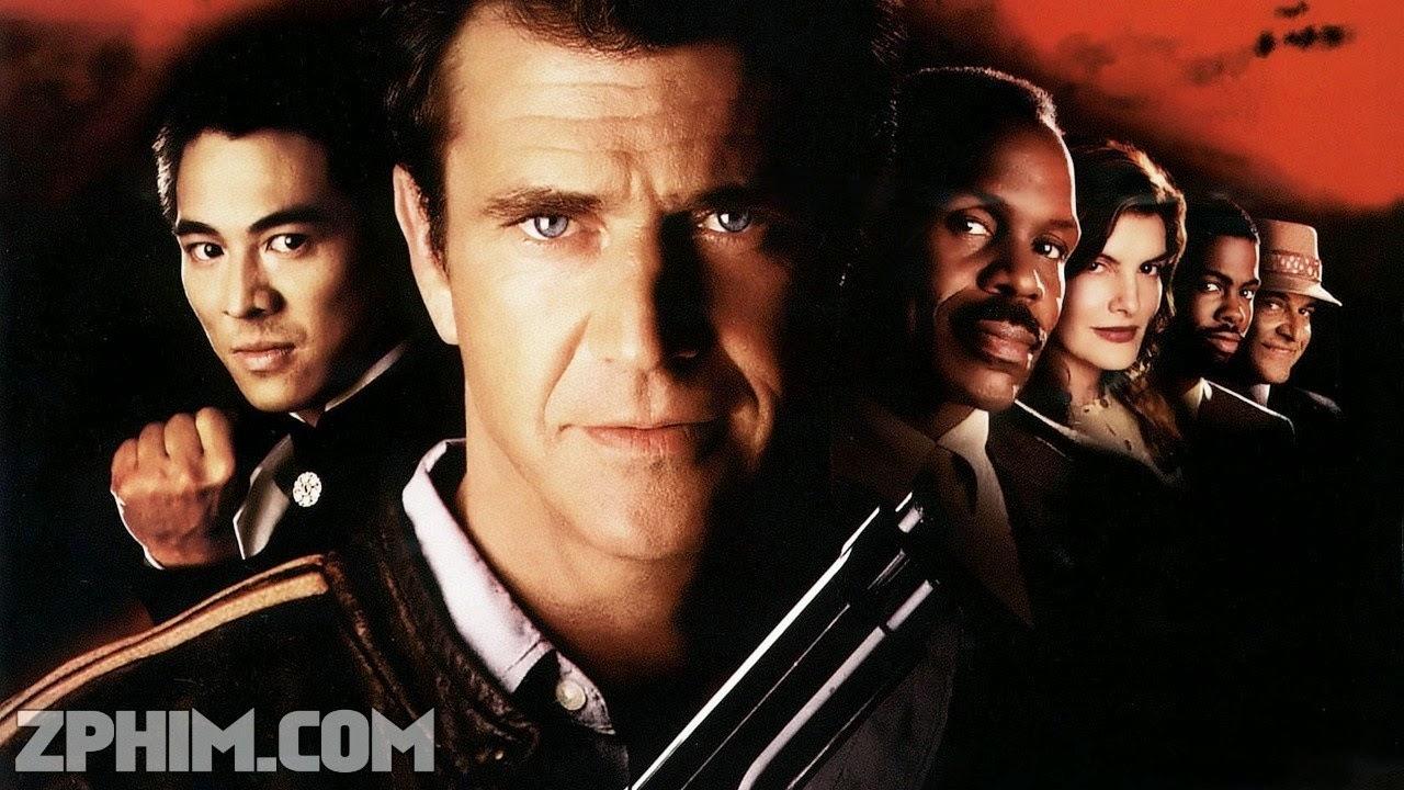 Ảnh trong phim Vũ Khí Tối Thượng 4 - Lethal Weapon 4 1