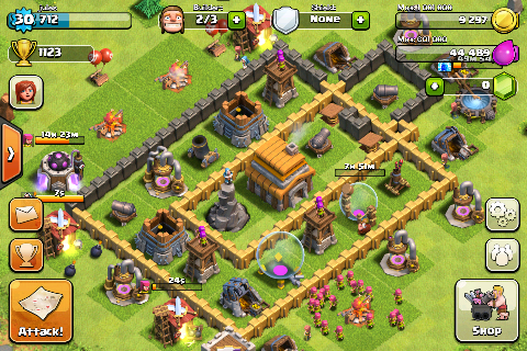 hi again followers this post is about clash of clans which you can