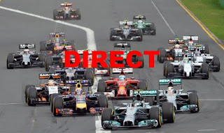 Formule 1 en direct