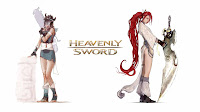 Heavenly Sword Video Game Wallpaper 15