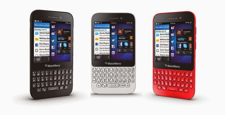BlackBerry Q5, dengan OS BlackBerry 10 Harga Terjangkau