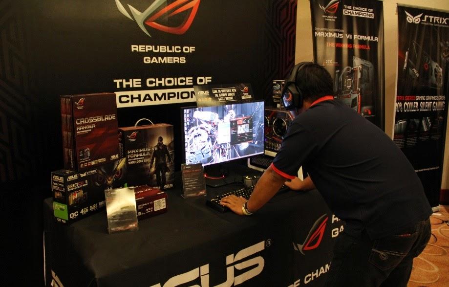ASUS Gaming Rig