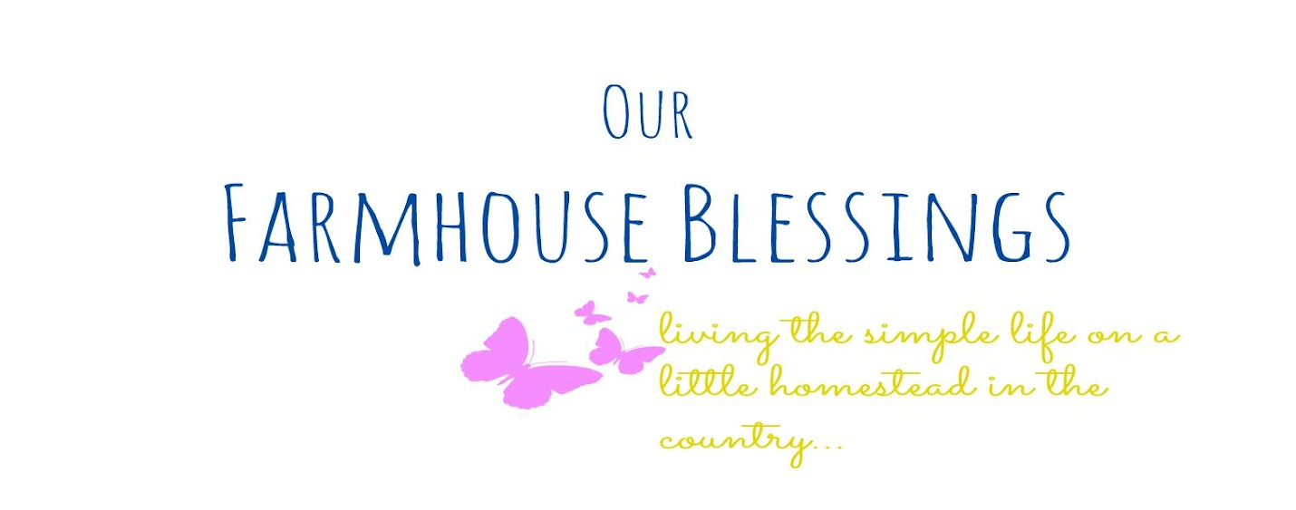Our Farmhouse Blessings