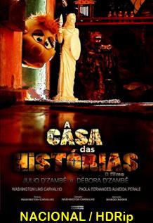 Assistir A Casa das Histórias O Filme Dublado 2014