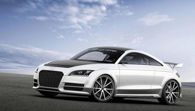 Audi TT Quattro Concept Car