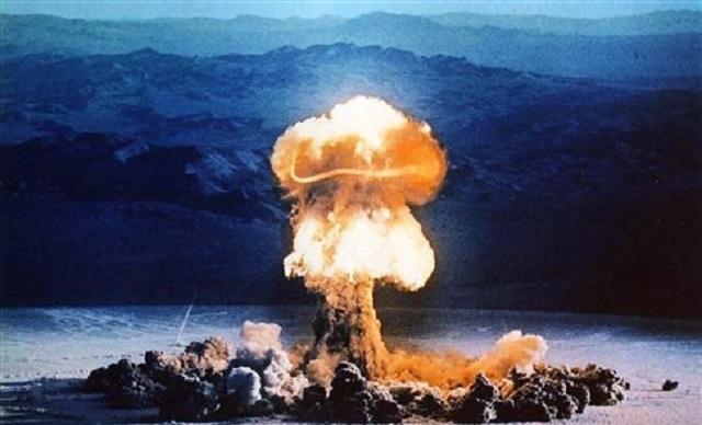 Οι ΗΠΑ πραγματοποίησαν μυστικές πυρηνικές δοκιμές στην Νεβάδα από το 1945 που έκλεψαν αυτη την τεχνολογία απο την διαλυμένη Γερμάνια έως το 1962