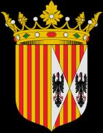 Armas de Aragón y Sicilia