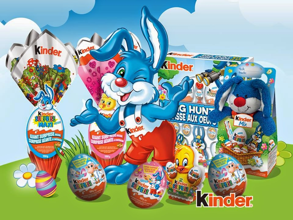 Egg citing easter crafts winning with kinder canada good karma baby in true kinder fashion there are links to all the best kinder goodies easter word scrambles diy easter bunny door decor and my personal favourite negle Image collections
