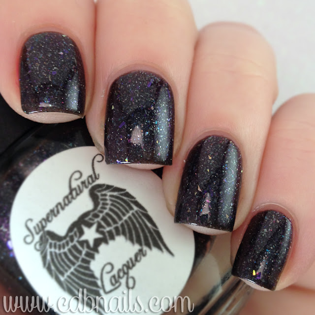 Supernatural Lacquer-Yule Cat