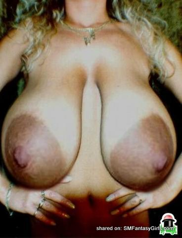 Big Huge Areola Saggy Tits