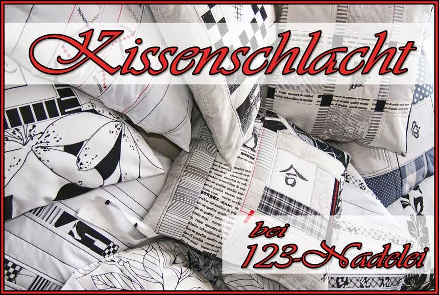 KISSENSCHLACHT-Linkparty