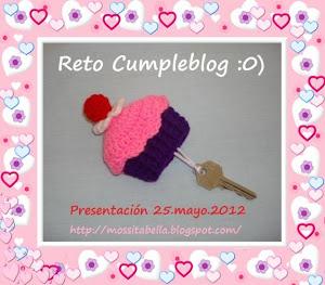 """Reto cumpleblog en """"Mossita Bella"""""""