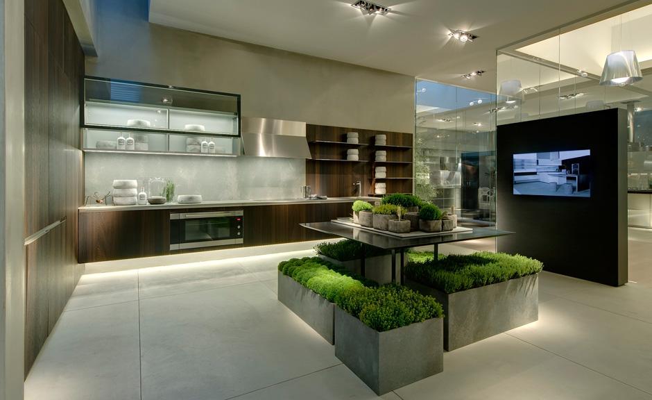 Dise os de cocinas modernas ideas para decorar dise ar - Diseno de cocinas integrales ...