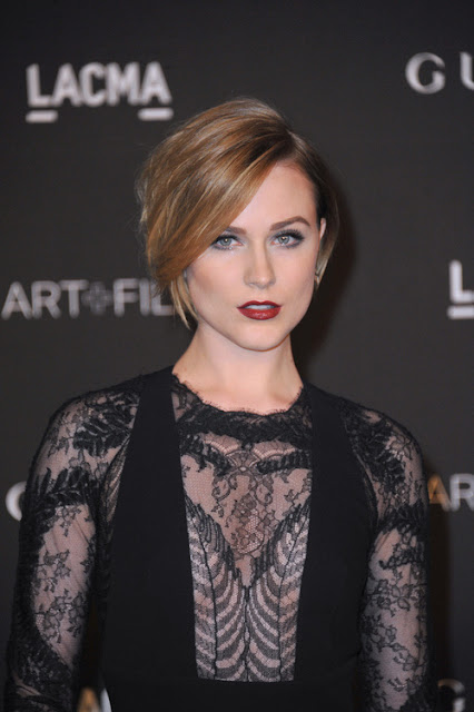Short Black Hairstyles For Women With Geometric Bob Cut And Twisted Look