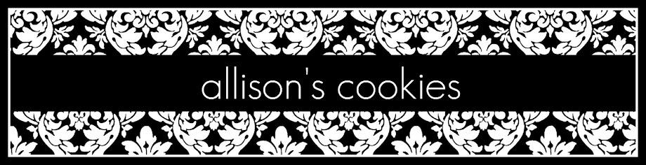 allison's cookies
