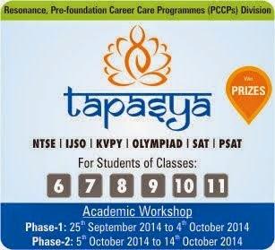 Tapasya Workshop @ PCCP