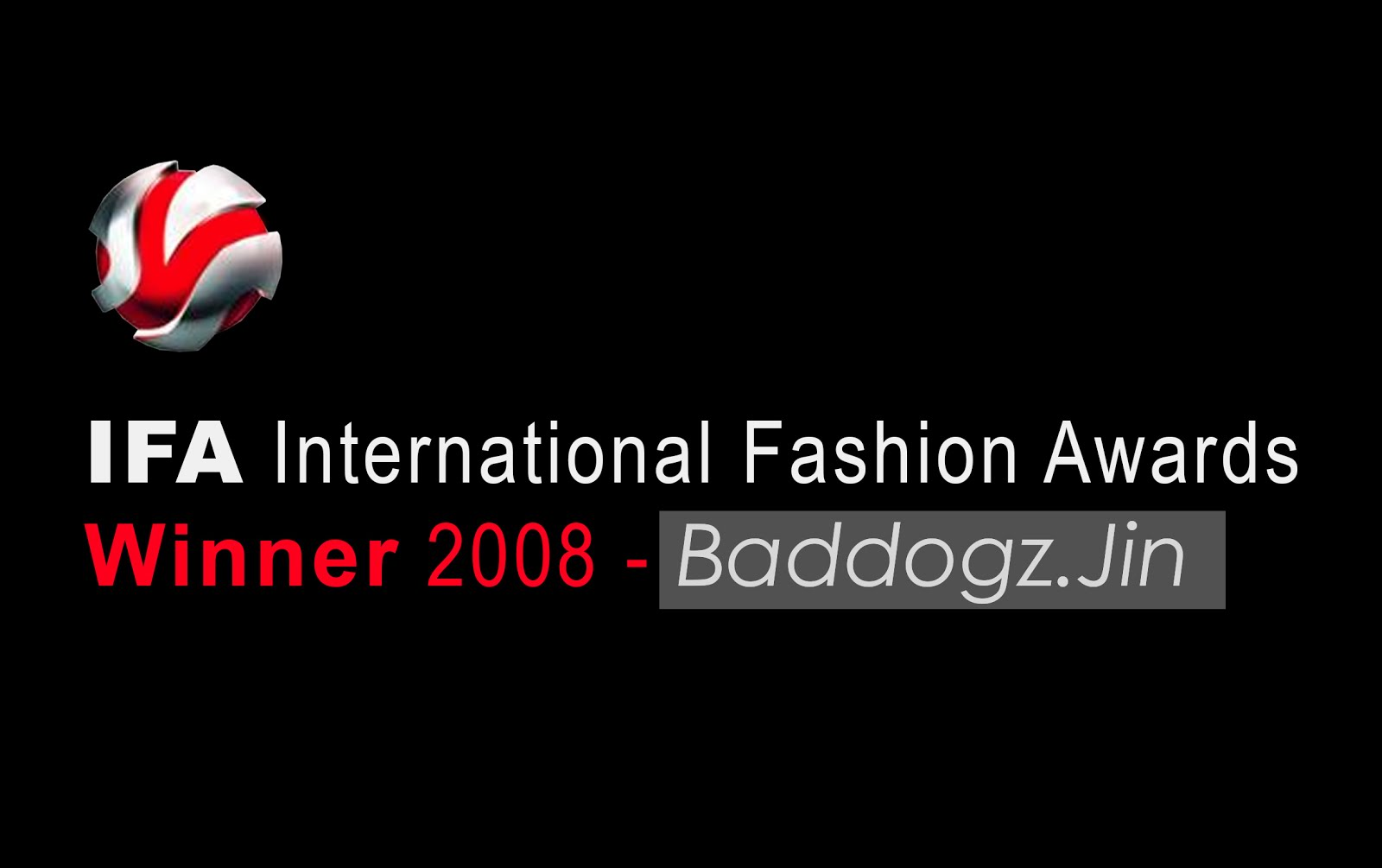 2008 Fashion Photography Award