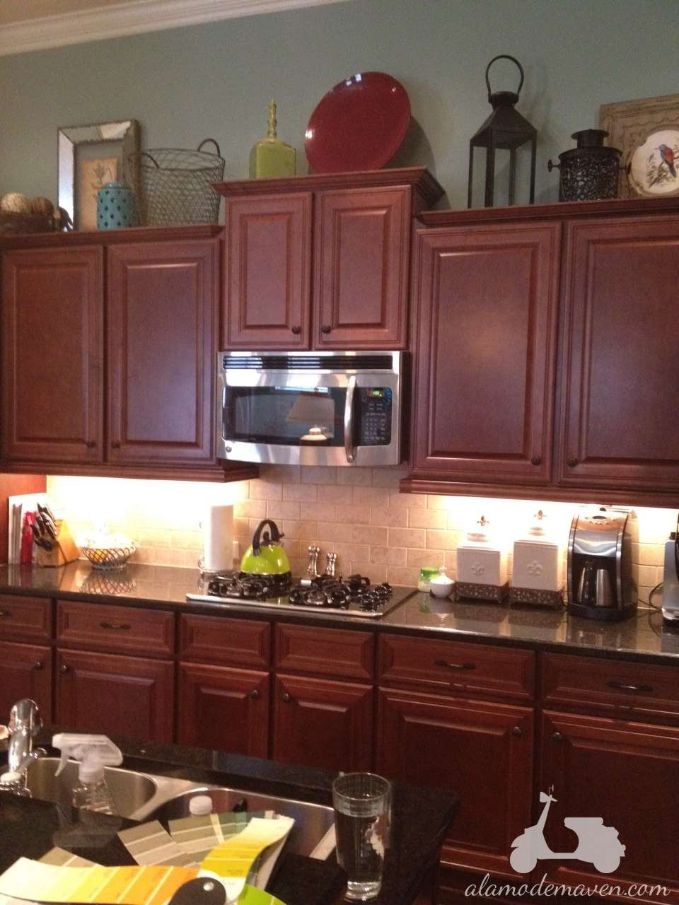 Alamode Awesome Kitchen Before And After Schreiner Painting Contractors