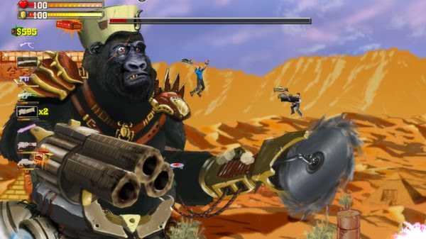 SERIOUS SAM DOUBLE D XXL PC GAME FULL VERSION