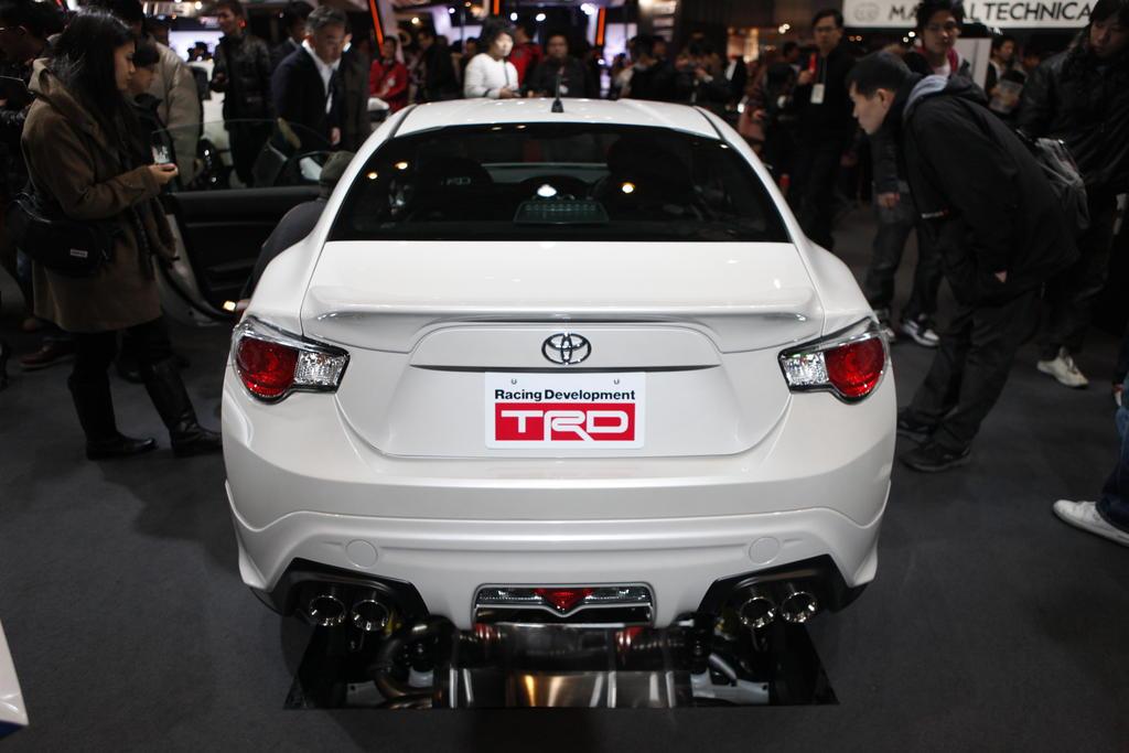 2014 Toyota GT86 TRD