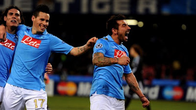 Napoli Chelsea 3-1 highlights sky