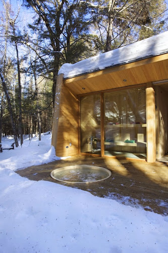La Luge: Holiday House in The Midst of The Forest