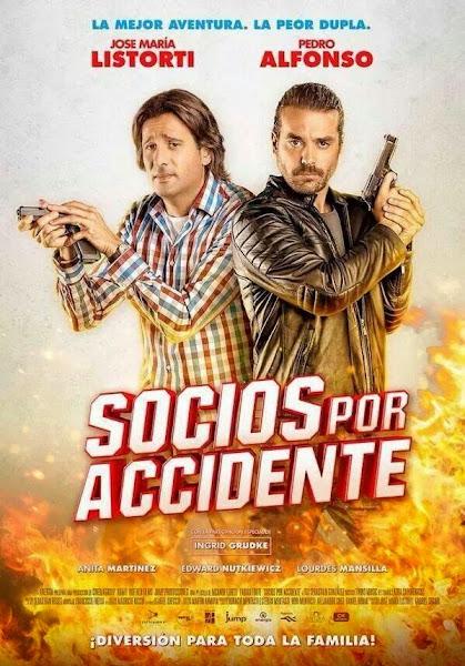 Socios Por Accidente DVDRip Latino