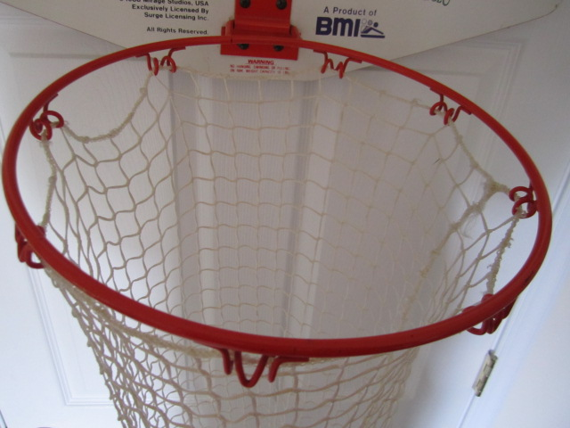 The sewer den issue 23 three pointer - Laundry basket basketball hoop ...